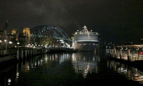 AUSTRALIA / NSW / Sydney / Zatoka Sydney