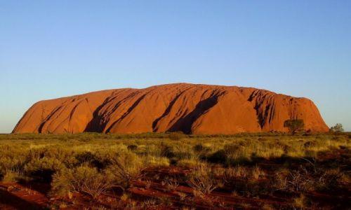 Zdjecie AUSTRALIA / środkowa Australia / Ayers Rock / Konkurs - Spelnione Marzenia - ULURU