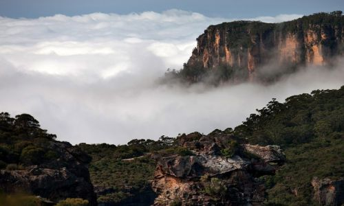 Zdjecie AUSTRALIA / New South Weles / Long Neck / Blue Mountains