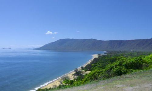 Zdjecie AUSTRALIA / Queenslad / Port Douglas / Widoak na ocean - Port Douglas