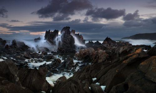Zdjecie AUSTRALIA / Polwysep Flourieu  / Haysen Trail / dalej juz tylko Antarktyka