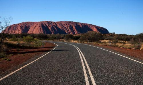 Zdjecie AUSTRALIA / Red Centre / Uluru / Uluru