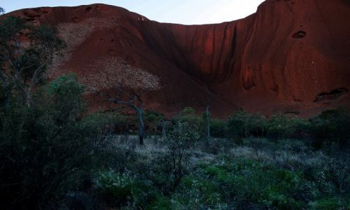 Zdjęcie AUSTRALIA / Northern Territory / Red Centre / Uluru