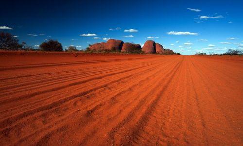 Zdjecie AUSTRALIA / Northern Territory / Kata Tjuta / Kata Tjuta