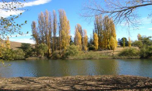 Zdjecie AUSTRALIA / NSW / Dalgety-miasteczko / Sniezna rzeka w Dalgety..
