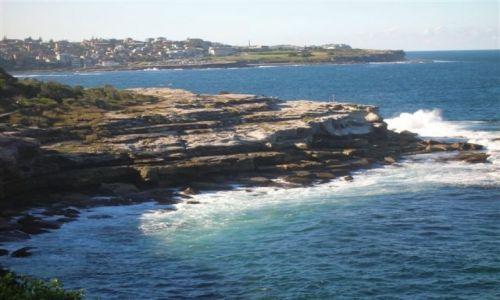 Zdjecie AUSTRALIA / NSW / Googee  / Sydney nad oceanem