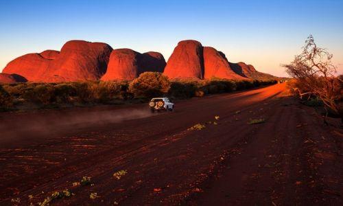 Zdjecie AUSTRALIA / Red Centre / Mt Olgas / Kata Tjuta