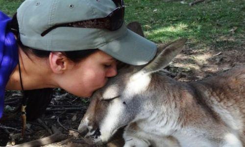 AUSTRALIA / Wschodnie Wybrzeże / Brsibane / Świat oczami Gośki