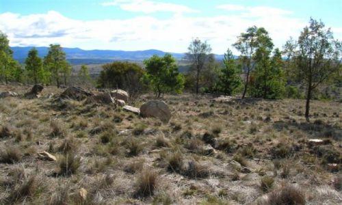 Zdjecie AUSTRALIA / Mt. Stromlo / w gorach.. / W gorach..