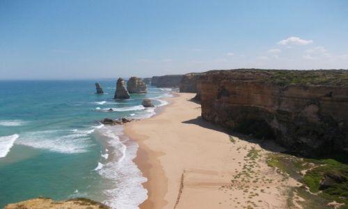 Zdjecie AUSTRALIA / Victoria / Park Narodowy Port Campbell / Twelve Apostles