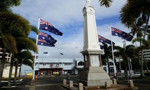 Zdjęcie AUSTRALIA / QL / Cairns / Pomnik bohaterów