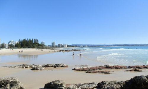 Zdjęcie AUSTRALIA / Brisbane / Gold Coast / Oceaniczny spokój