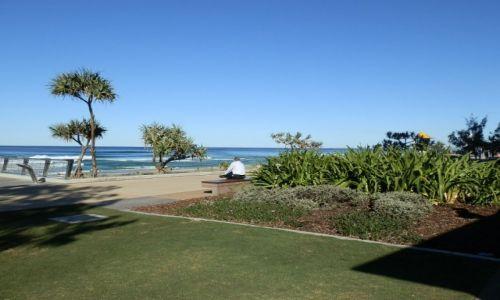 Zdjęcie AUSTRALIA / Brisbane / Gold Coast / Uroczy widok