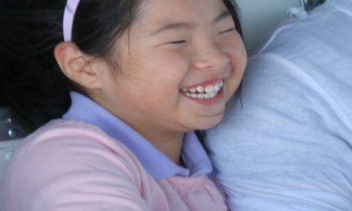 Zdjęcie AUSTRALIA / NSW / Cairns / Uśmiech dziecka