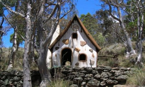 Zdjęcie AUSTRALIA / NSW / w gorach-Alpy australijskie / Domek Jasia i Malgosi