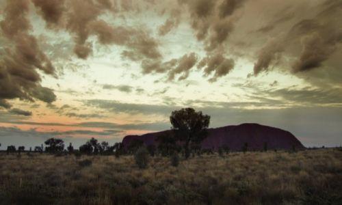 Zdjecie AUSTRALIA / Nothern Territory / Uluru / konkurs