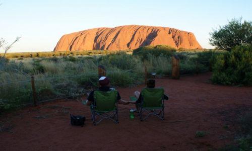 AUSTRALIA / Northern Territory / Uluru / My i Uluru