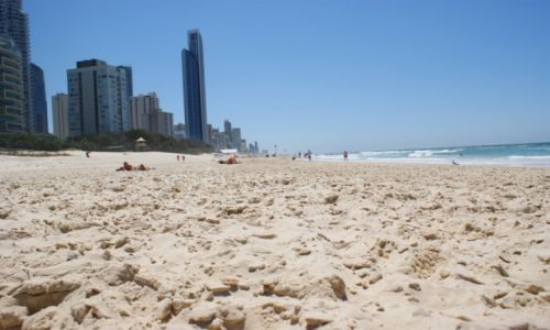 AUSTRALIA / Queensland / Gold Coast / Surfers Paradise