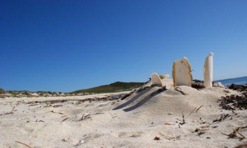 AUSTRALIA / Zachodnia Australia / Rottnest Island / Plaża