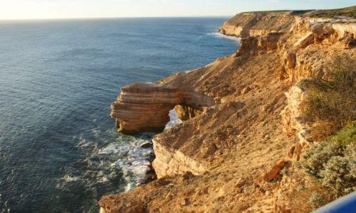AUSTRALIA / Zachodnia Australia / Kalbarri / Kalbarskie klify