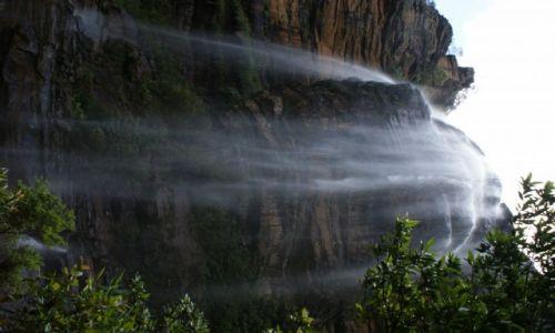 Zdjęcie AUSTRALIA / New South Wales / Blue Mountains / Wodospad