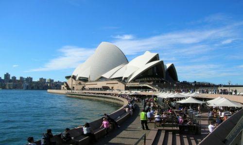 Zdjecie AUSTRALIA / Sydnay / centrum / Opera House