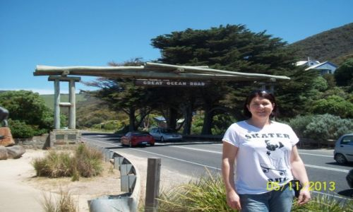 Zdjecie AUSTRALIA / victoria / great ocean road / great ocean road