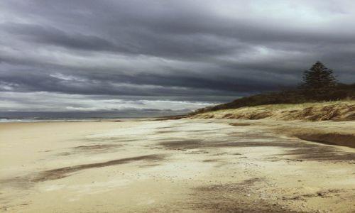 Zdjecie AUSTRALIA / Queensland / Sunshine Coast / Burza