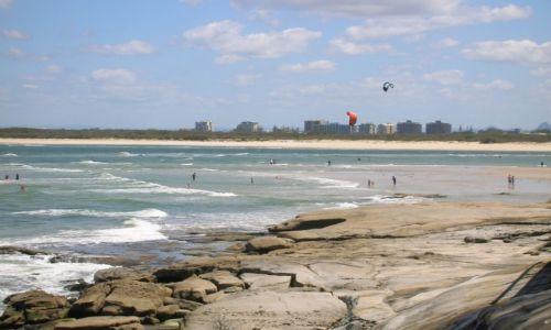 Zdjecie AUSTRALIA / Sunshine Coast / Coloundra / Zatoka