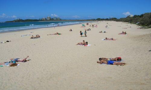 Zdjecie AUSTRALIA / Sunshine Coast / Maloolaba / Plaza w Maloolaba