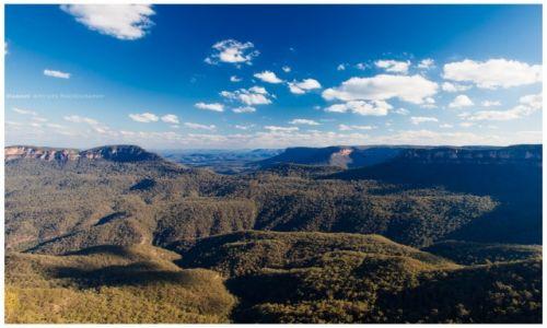 Zdjęcie AUSTRALIA / Sydney / Blue Mountains / Blue Mountains National Park