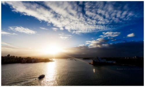 Zdjecie AUSTRALIA / Sydney / Sydney / Port Jackson