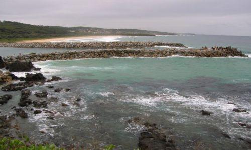 Zdjęcie AUSTRALIA / South Coast / South Coast / Nad oceanem