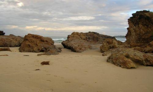 Zdjęcie AUSTRALIA / South Coasta / South Coast / Spacer na plazy..