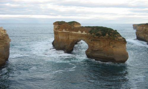 AUSTRALIA / Wielka Droga Oceaniczna / Wielka Droga Oceaniczna / Arch George