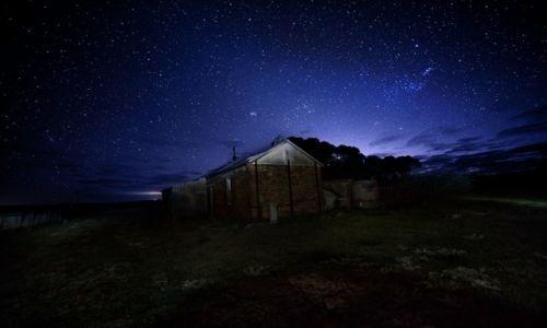 Zdjecie AUSTRALIA / South Australia / Burra Burra / miliony gwiazd...