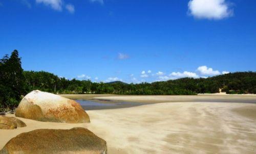AUSTRALIA / Queensland / Cooktown / po odpływie