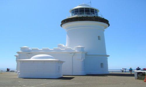 Zdjęcie AUSTRALIA / Bayron Bay / Latarnia morska / Latarnia morska