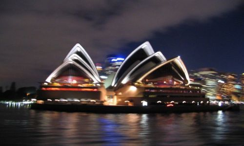 Zdjecie AUSTRALIA / brak / Sydney / Opera