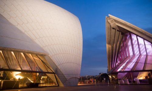 Zdjecie AUSTRALIA / NSW / Australia / Sydney Opera House