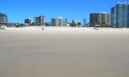 Zdjecie AUSTRALIA / Queensland / Coolangatta / Plaza w Coolang