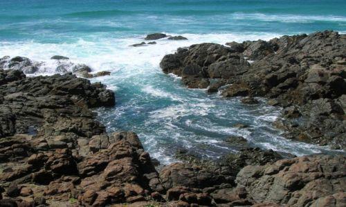 Zdjecie AUSTRALIA / Okolice Bayron Bay / okolice Bayron Bay / Przyroda, ocean