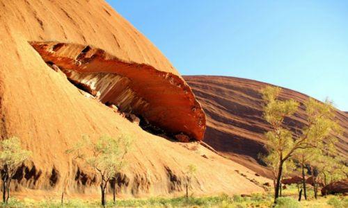 Zdjecie AUSTRALIA / Terytorium P�nocne / Uluru  / ...