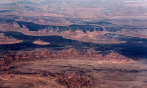 Zdjecie AUSTRALIA / Gdzieś nad sercem kontynentu  / Gdzieś nad sercem kontynentu  / .... z lotu ptaka