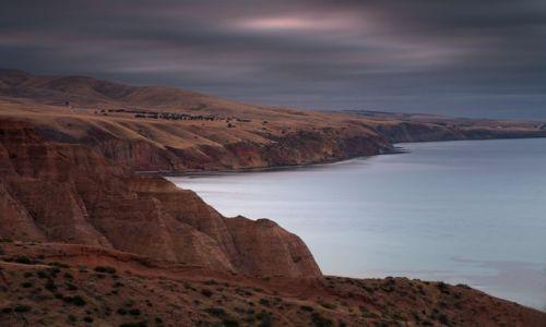 Zdjecie AUSTRALIA / Adelaide / Sellicks Beach / Ocean nocą
