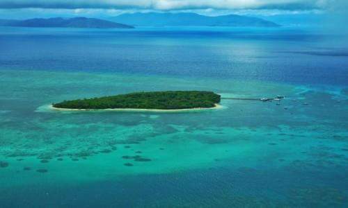 Zdjecie AUSTRALIA / Queensland / Cairns / Green Island on