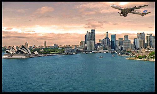 Zdjecie AUSTRALIA / brak / Sydney / Start