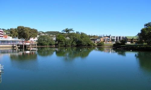 Zdjęcie AUSTRALIA / Qld / Currumbin / Krajobraz