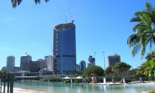 Zdjęcie AUSTRALIA / Qld / Brisbane / Widok na centrum
