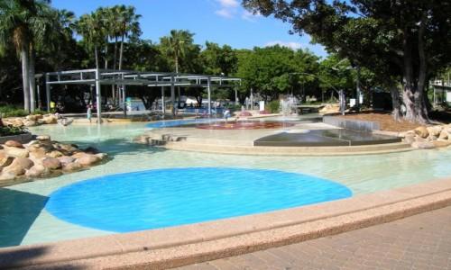 Zdjęcie AUSTRALIA / Qld / Brisbane / South Bank-dzielnica Brisbane